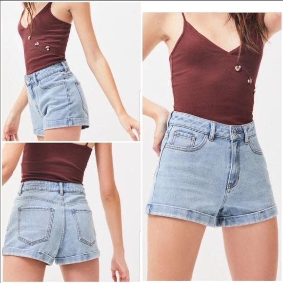 PacSun Pants - Pacsun mom shorts 22